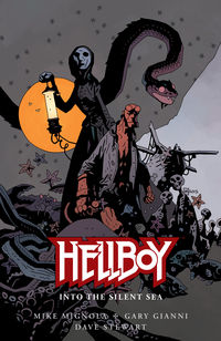 Hellboy: Into the Silent Sea HC
