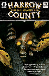 Harrow County comics at TFAW.com
