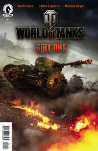 World of Tanks comics at TFAW.com