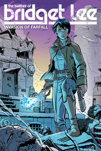 Battles of Bridget Lee volume 1: Invasion of Farfall TPB