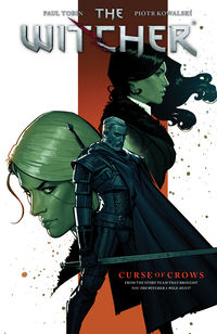 Witcher Volume 3: Curse of Crows TPB