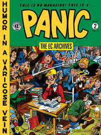 EC Archives: Panic Volume 2 HC