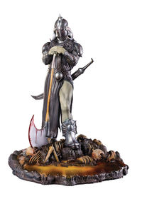 Frank Frazetta's Death Dealer 3 Statue