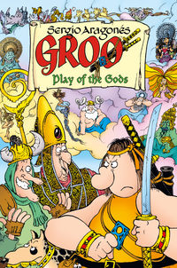 Groo: Play of the Gods TPB