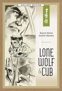 Lone Wolf and Cub Gallery Edition HC