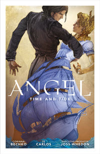Angel: Season Eleven Vol. 2 Time and Tide TPB
