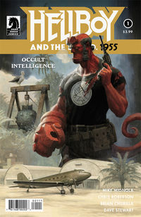 Hellboy and the B.P.R.D.: 1955 - Occult Intelligence #1
