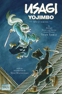 Usagi Yojimbo Volume 32: Mysteries TPB