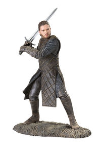 Game of Thrones: Jon Snow Battle of the Bastards Figure
