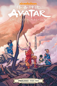 Avatar: The Last Airbender--Imbalance Part Two TPB