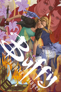 Buffy Season 10 Library Edition Volume 3 HC