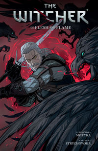 Witcher Volume 4: Of Flesh and Flame TPB