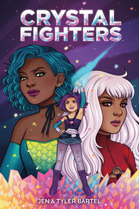 Crystal Fighters TPB