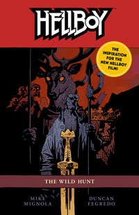 Hellboy: The Wild Hunt TPB (Second Edition)