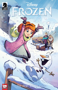 Disney Frozen: The Hero Within #1