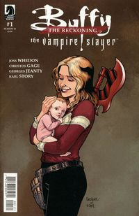 Buffy the Vampire Slayer: Season Twelve - The Reckoning #1 (Georges Jeanty Variant Cover)