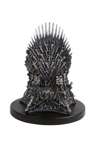 "Game of Thrones: 4"" Iron Throne Mini Replica"