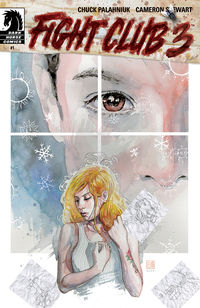 Fight Club 3 #1 (David Mack Variant Cover)