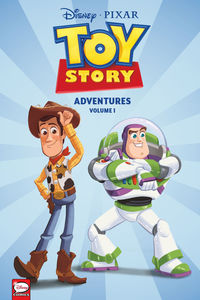 Disney/PIXAR Toy Story Adventures Volume 1 TPB