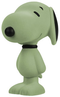 5.5'' Snoopy Flocked Vinyl Figure - Mint
