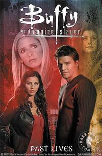 Buffy the Vampire Slayer Vol. 8: Past Lives TPB