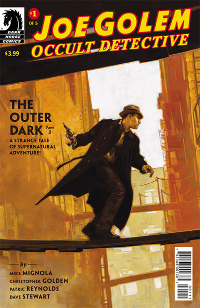 Joe Golem The Outer Dark