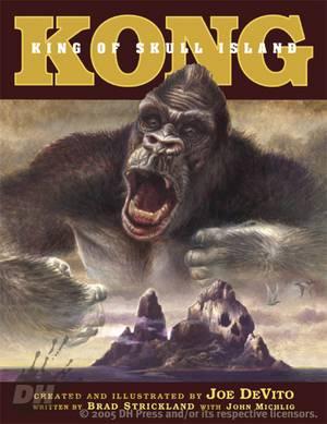 Kong King Of Skull Island Tpb Profile Dark Horse Comics