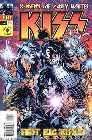 Kiss 1 Profile Dark Horse Comics