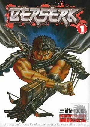 berserk manga vol 1 ile ilgili görsel sonucu