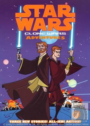 star wars: clone wars adventures vol. 1 tpb :: profile :: dark horse comics