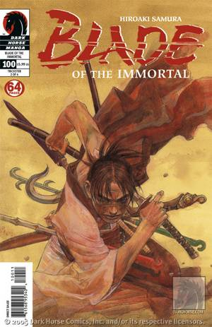 Blade Of The Immortal 100 Trickster Part 2 Of 4