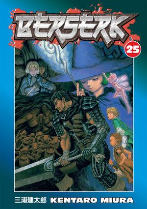 Berserk Volume 25 Tpb Profile Dark Horse Comics