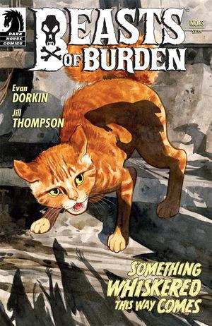 Beasts of Burden #3 :: Profile :: Dark Horse Comics