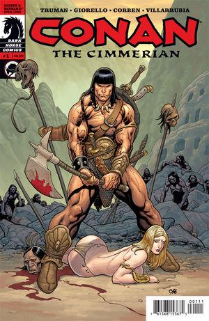 Conan the Cimmerian #1 :: Profile :: Dark Horse Comics