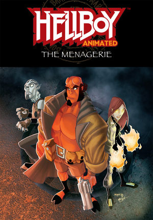 Hellboy Animated Volume 3 The Menagerie Tpb Profile