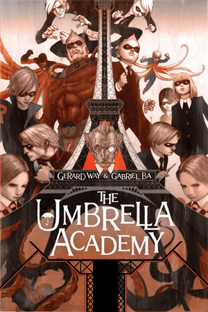 umbrella academy - photo #2