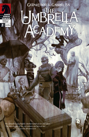 Buy A Website >> The Umbrella Academy: Apocalypse Suite #2 :: Profile :: Dark Horse Comics