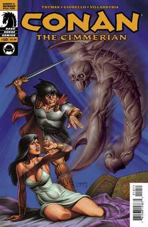 Conan The Cimmerian 10 Profile Dark Horse Comics