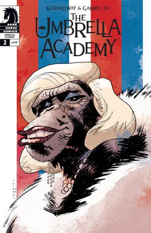 The Umbrella Academy Dallas 2 Profile Dark Horse Comics