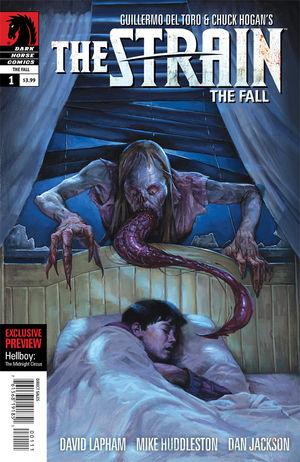 The Strain: The Fall #1 :: Profile :: Dark Horse Comics