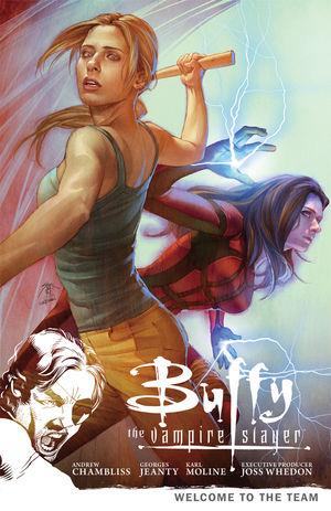 Buffy the Vampire Slayer Season 9 Volume 4 Welcome to the