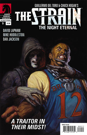 The Strain: The Night Eternal #9 :: Profile :: Dark Horse ...