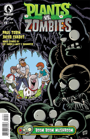 Plants Vs Zombies 10 Boom Boom Mushroom Part 1