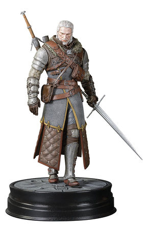 The Witcher 3 Figure: Geralt Grandmaster Ursine