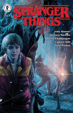 Dark Horse Comics 'Stranger Things' Discussion 3002819