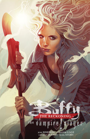 Buffy the Vampire Slayer Season 12: The Reckoning TPB