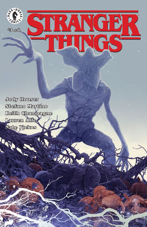 Dark Horse Comics 'Stranger Things' Discussion 3003392