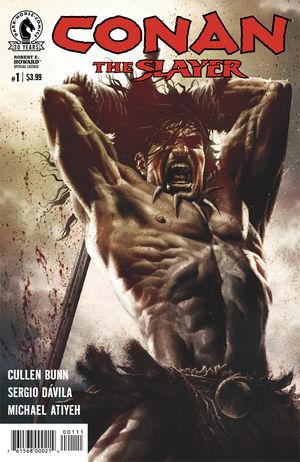 Conan The Slayer 1 Profile Dark Horse Comics