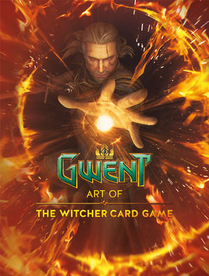 Gwent Art Of The Witcher Card Game Hc Profile Dark