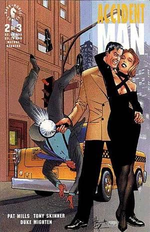 Accident Man #2 (of 3) :: Profile :: Dark Horse Comics